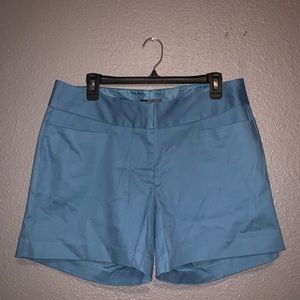 The Limited Blue Shorts